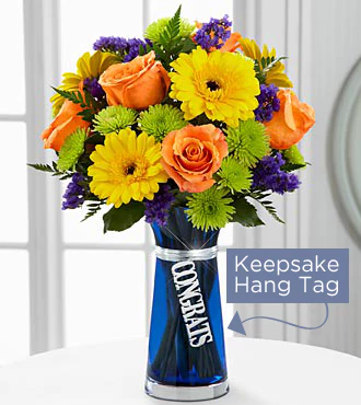 The FTD Congrats Bouquet