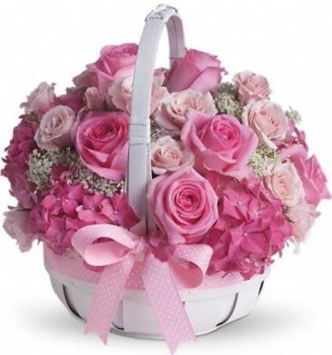 SWEET DREAMS ELEGANT MIXTURE OF FLOWERS