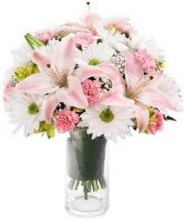 SWEET DREAMS GIRL FLOWER  BOUQUET