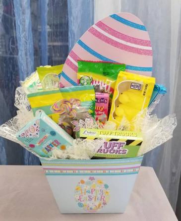 Sweet Easter Gift Basket