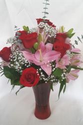 Sweet Embrace Vase