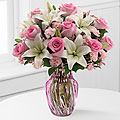 Sweet Emotions Bouquet Vase Arrangement