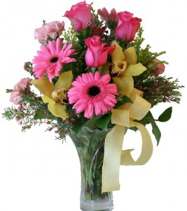 SWEET EXPRESSION  Arrangement of Flowers