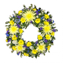 Sweet Farewell Wreath