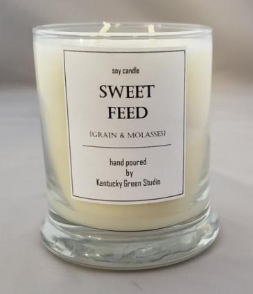 Sweet Feed Candle