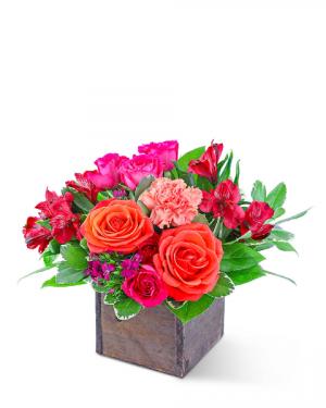 Sweet Flora Flower Arrangement in Nevada, IA | Flower Bed