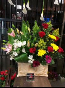 Sweet Fresh arrangement