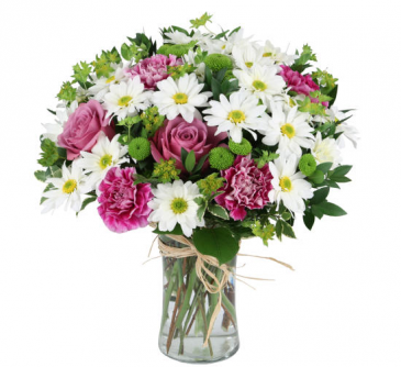 sweet gesture  vase arrangement