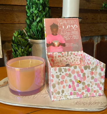 Sweet Grace Limited Edition Candle