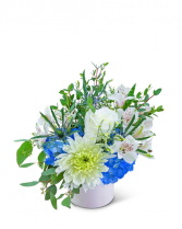 Sweet Haven Flower Arrangement