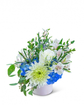 Sweet Haven Flower Arrangement