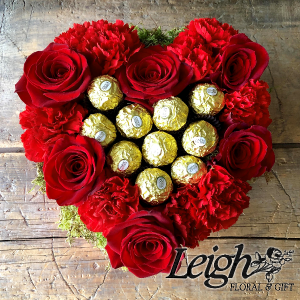 Sweet Heart  Bouquet in Wray, CO | LEIGH FLORAL & GIFT