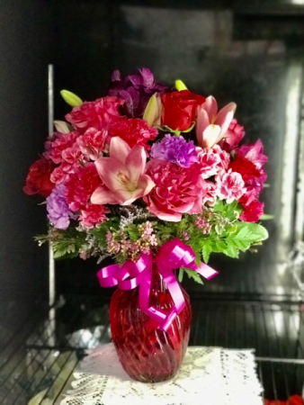 Sweet Heart Bouquet  Valentine's Day