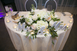 Sweet Heart Table Centerpiece  in Margate, FL | THE FLOWER SHOP OF MARGATE