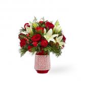 Sweet Joy Christmas Bouquet