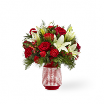 Sweet Joy Christmas Bouquet