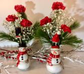 Sweet Joy Snowman