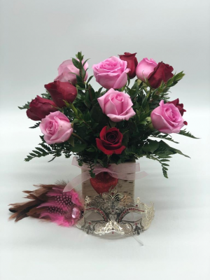 Sweet Kiss / Pre-order Now  Valentines' Arrangement in Miami, FL | FLOWERTOPIA