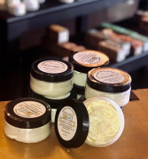 Sweet Lady  Whipped Body Butter