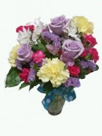 Sweet Lavender Spring Mix