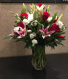 Sweet Like You Vase Arrangement (Variety Of Rose Colors Available)