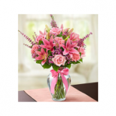 Sweet Little Hints of Spring Floral Arrangement