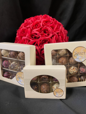 Sweet( LOTW- Kenora Chocolates) Truffles boxes of 6, 9 and 16 in Red Lake, ON | FOREVER GREEN GIFT BOUTIQUE