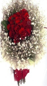 sweet heart  12 Red Rose Bouquet