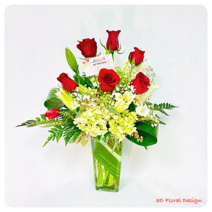 Sweet Love Bouquet  Custom Design