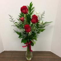 Sweet Love Bud Vase