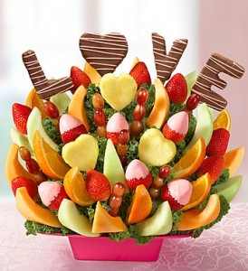 Sweet Love Fruit Bouquet Fruit Bouquet