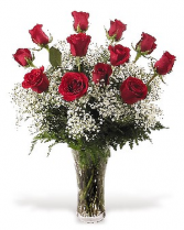 Sweet Love - Premium Roses Arrangement