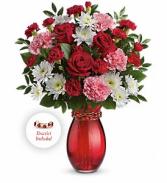 Sweet Love Vase
