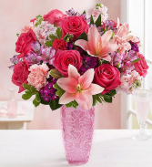 Sweet Medley for Mom Keepsake container