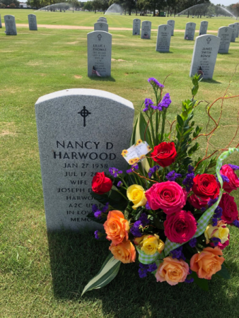 Sweet Memories Memorial Cone (Cemetery only)