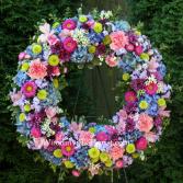Sweet Memories Tradition Funeral Wreath