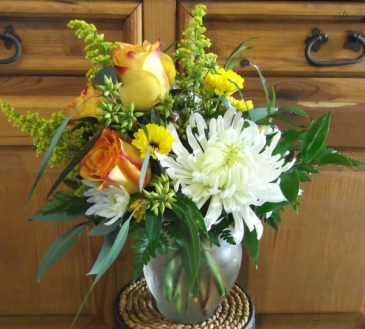 Sweet Memories Vase Arrangement
