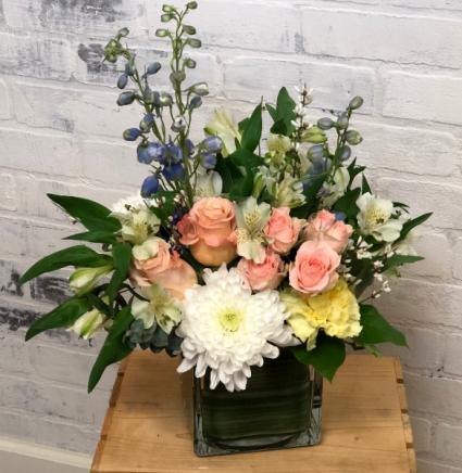 Sweet Memories vase arrangement