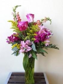 Sweet Moments Custom Fitzgerald Flowers Arrangement