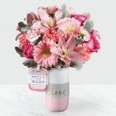 Sweet New Baby Girl by Hallmark Vase Arrangement