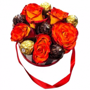 SWEET NOTHINGS Boxed Flowers Collection  in Biloxi, MS | Rose's Florist