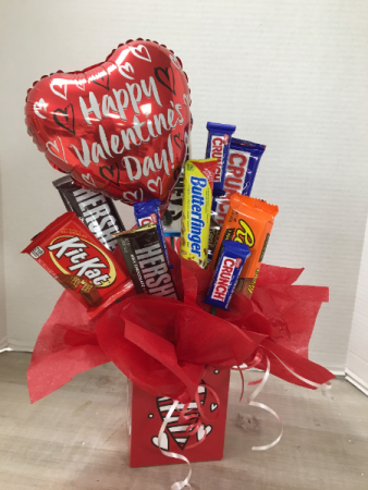 Sweet on You Candy Bouquet