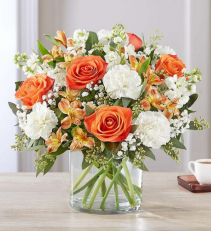 Sweet Orange admired Bouquet
