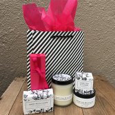 Chocolates & Spa Gift Set
