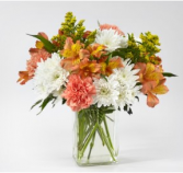 The FTD Sweet Peach Bouquet