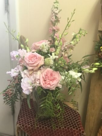 Sweet Peas Solitude Vases In Chestertown Md Inspired Floral Designs