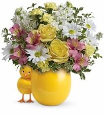 Sweet Peep Bouquet