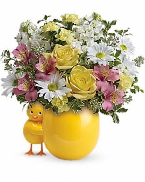 Sweet Peep Bouquet  in Winnipeg, MB | KINGS FLORIST LTD