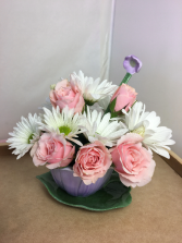 Sweet  & Petite Gift Set Tea Cup Flowers