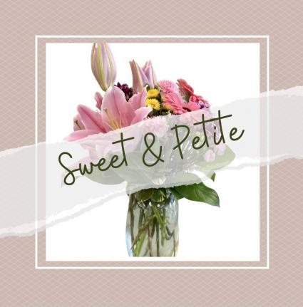 Sweet & Petite-Small Vase Arrangement